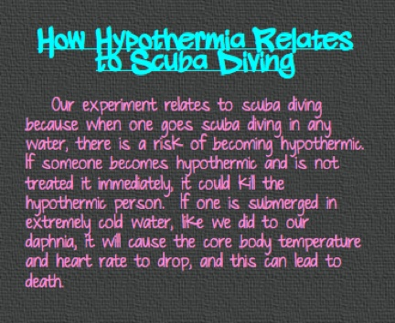 hypothermia essay Accidental hypothermia – report order description topic 2 people par212 assessment task 2: report this task requires the development of a report (2500 words.